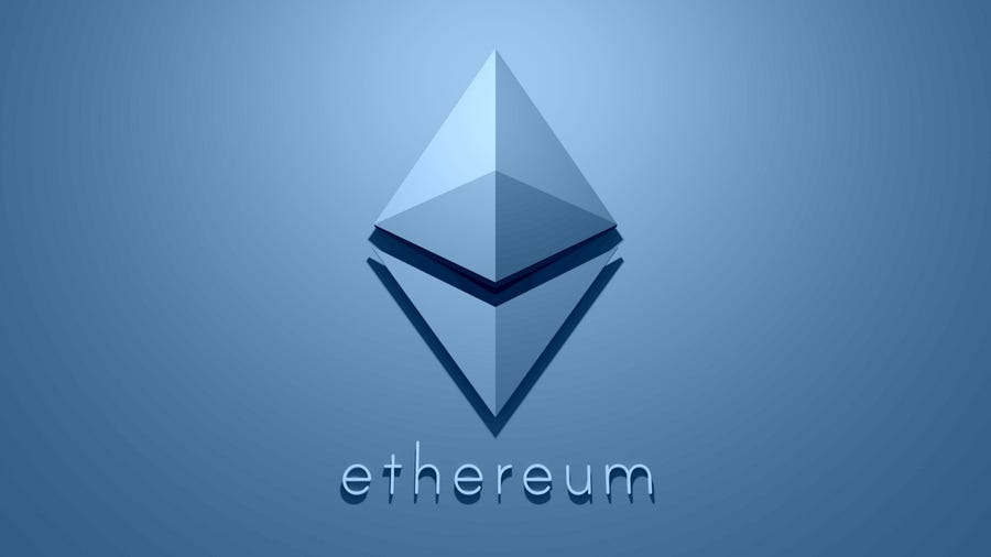 Ethereum (ETH/USD) gets a support bounce