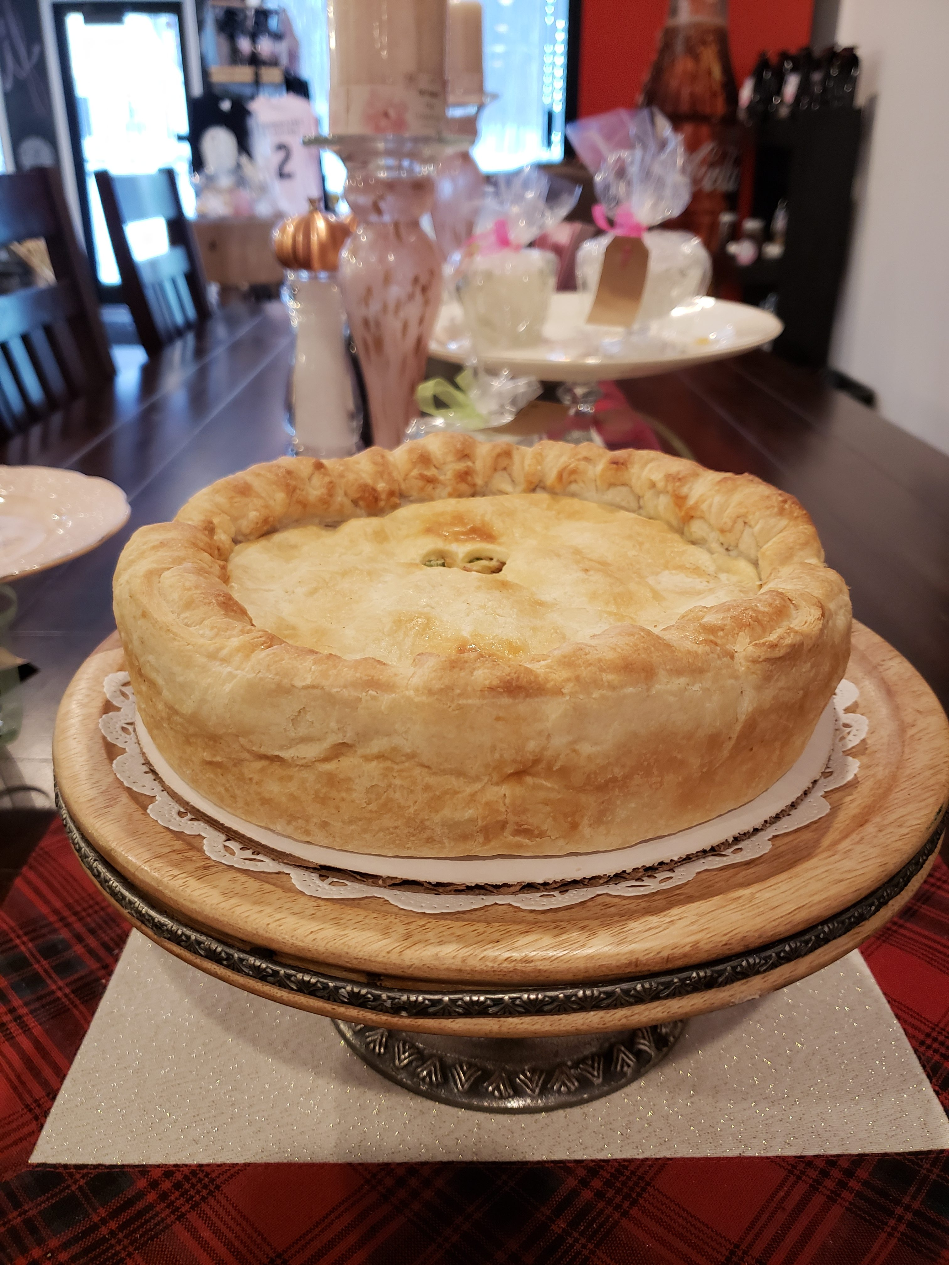 Shannon's Eyes on the Pies