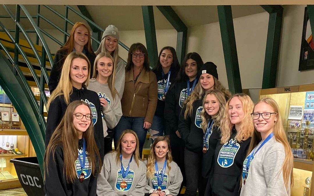 Athlete of the Month – SPSS Girls' Volleyball Team