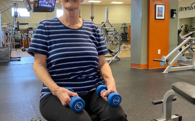 Featured Member – Lorraine Sumners @ 73 years young 😊