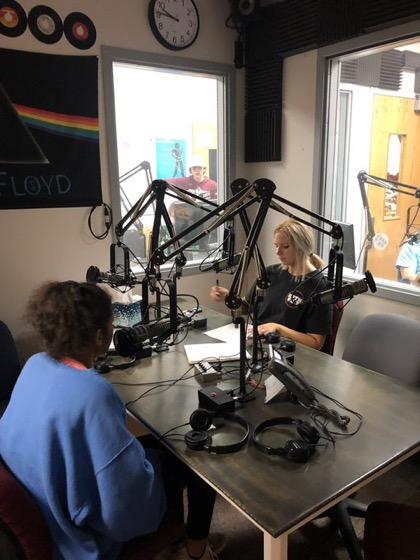 Julie James and Mary Leibrecht live with The 60s Jukebox