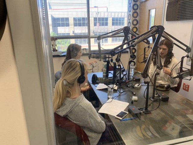Hosts Madison Anderson and Erin Richardson live with Profile guest Brittany Creech (@MoGirlProbs