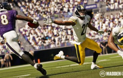 Madden NFL 21, built in Maitland, set to debut Friday. Fo' shizzle.
