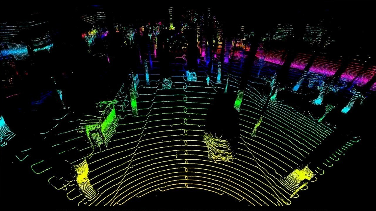 Luminar Tech's lidar system has it poised to lead the industry.