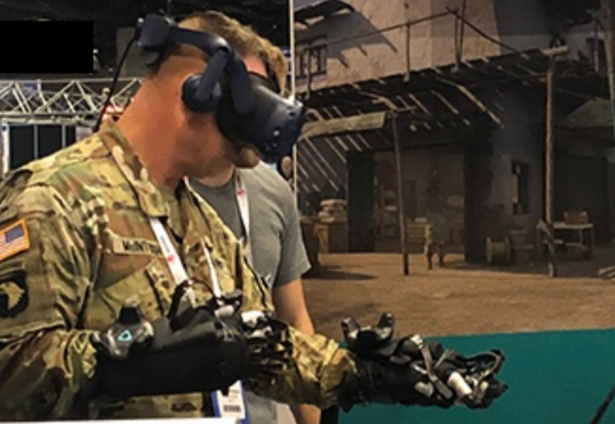 Orlando's ECS upgrades U.S. Army's tactical simulator program