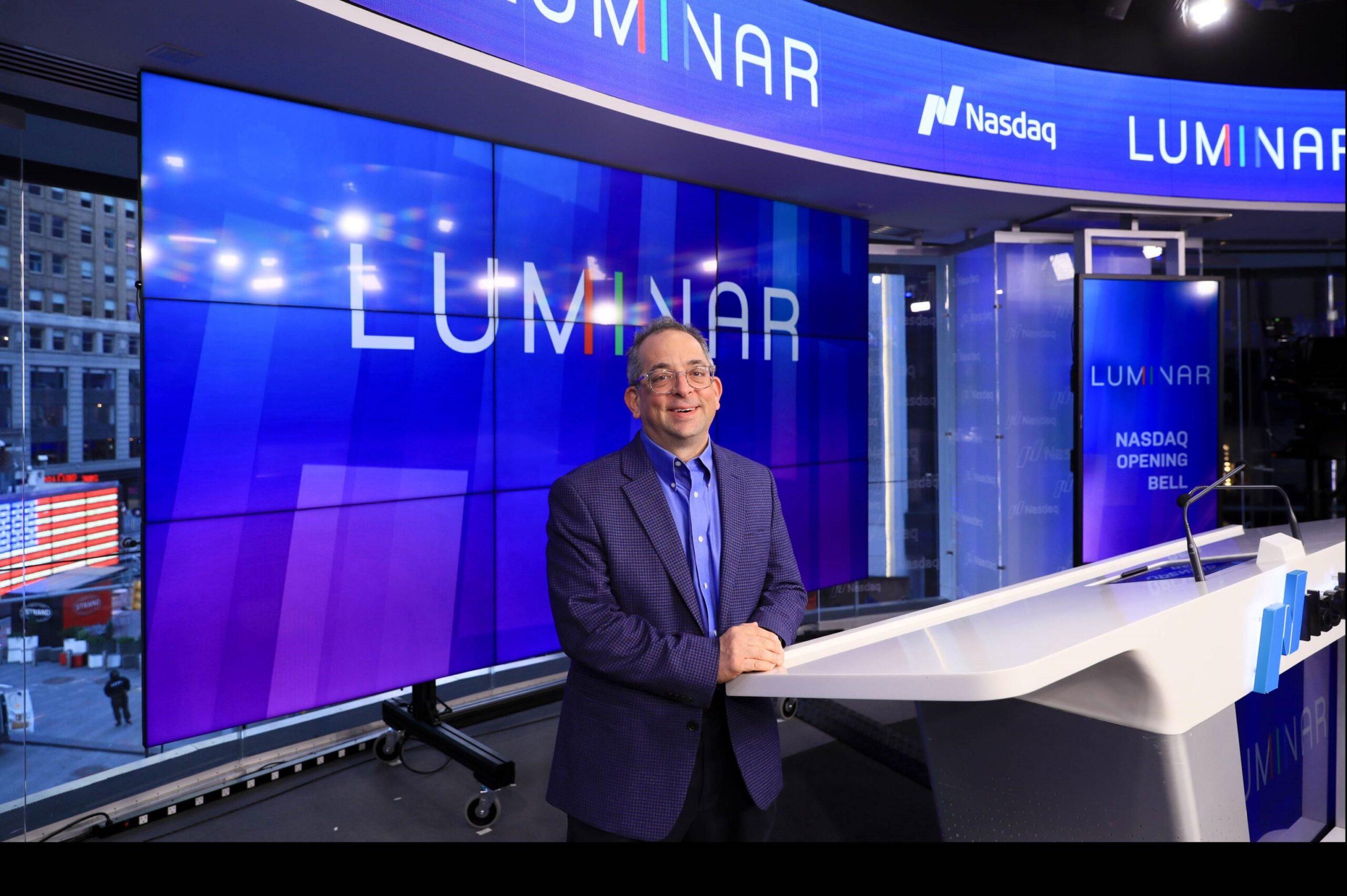 Luminar's Jason Eichenholz to keynote symposium