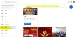 How to add photos to Google My Business