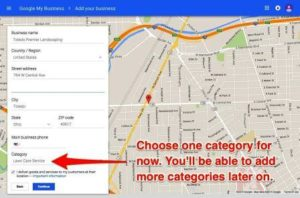 How to appear in Google Local Listings