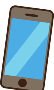 grey brown blue apple mobile phone png image vector free download