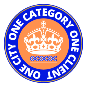 OCOCOC One City One Category One Client