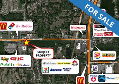 Commercial Parcel: 1790 Shepherd Rd Mulberry, FL 33860