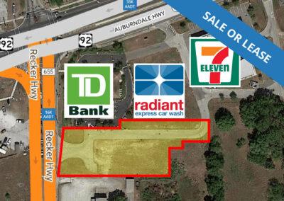 Auburndale Commercial Retail Parcel Recker Hwy, Auburndale, FL 33823