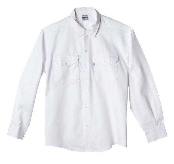 Camisa de trabajo OMBU Blanca