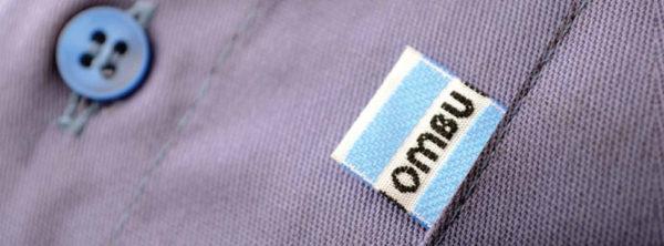 Etiqueta OMBU