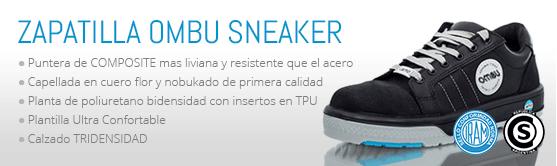 Zapatilla Sneaker OMBU