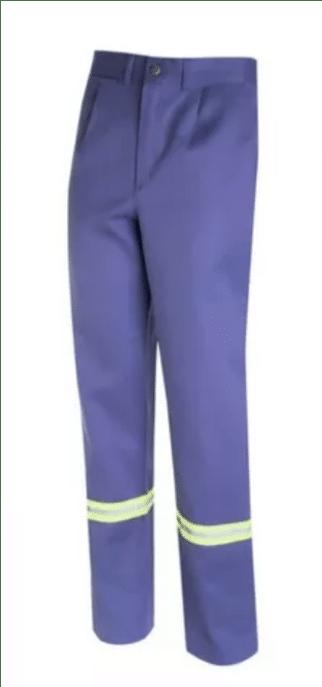 Pantalon ombu reflectivos Azulino