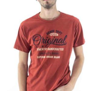 Remera Bravo Original Roja