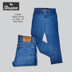 Jean Bravo Classic Super Stone