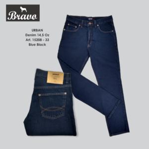 Jean Bravo Urban Blue Black