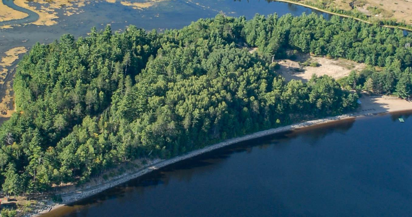 Presqu'ile Point Ottawa River Property For Sale Ottawa Valley Ontario Canada Waterfront Estate