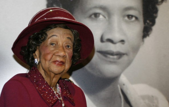Dorothy Height Becomes 15th Black Woman to Be Honored With U.S. Postage Stamp