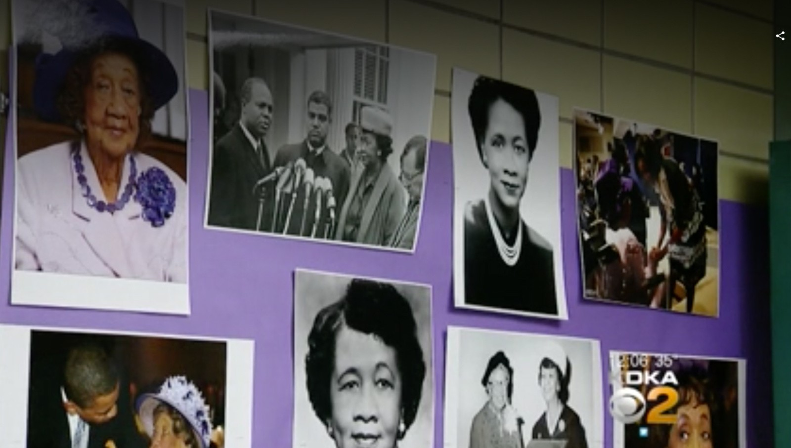 Civil Rights Pioneer Dorothy Height Celebrated At Rankin Promise School