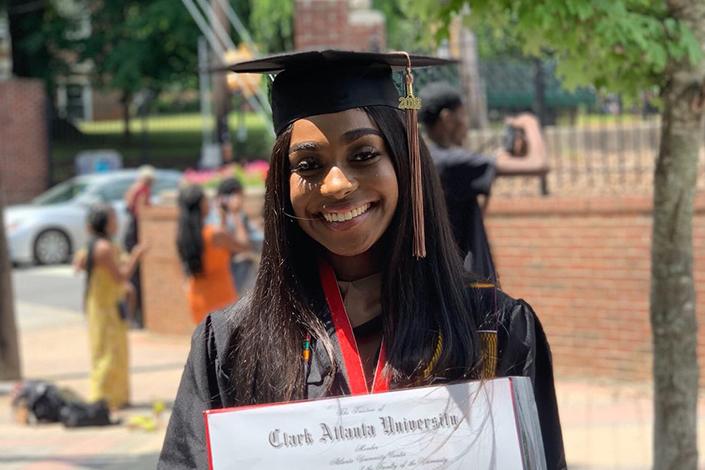 DIHEF Scholarship Program Success Story: Alexis Holman