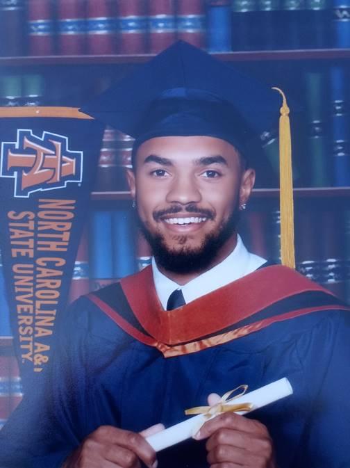 DIHEF Scholarship Program Success Story: David M. Thomas, II