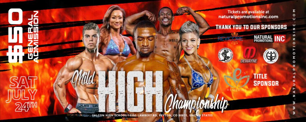 Mild High Championship General Admission