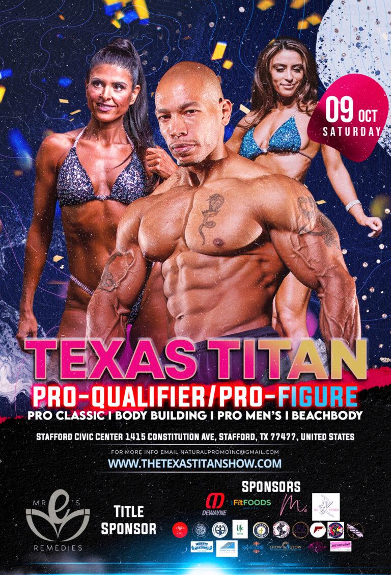 The Texas Titan Show
