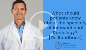 What should patients know about the specialty of Interventional Radiology?