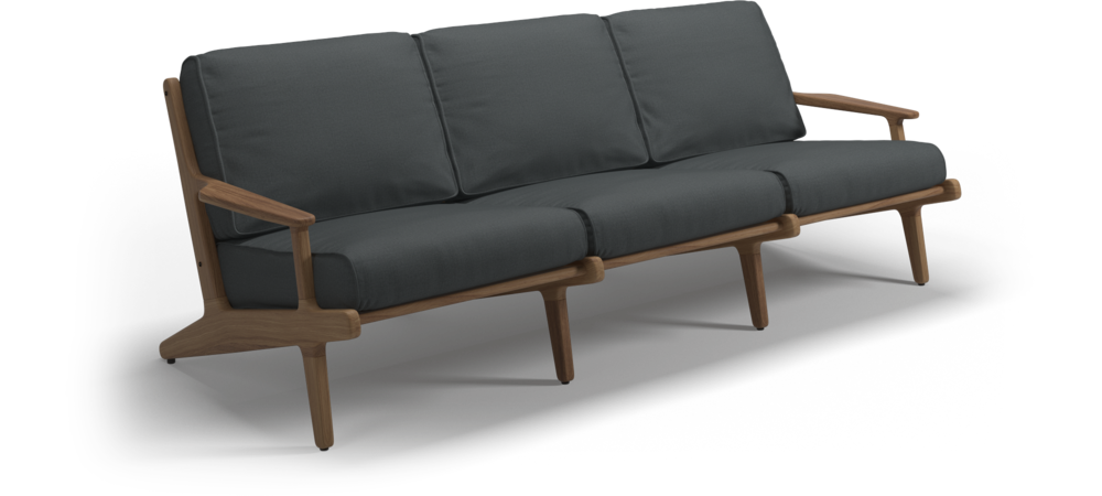 Gloster Bay 3 Seater Sofa