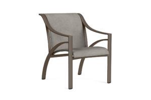 Brown Jordan Pasadena Sling arm chair