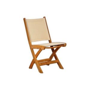 Kingsley Bate St Tropez folding side chair