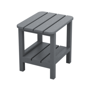 Sister bay 15 inch by 19 inch end table