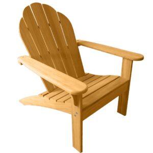 Three Birds Adirondack chair