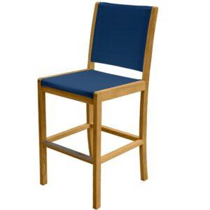 Three Birds Riviera bar chair