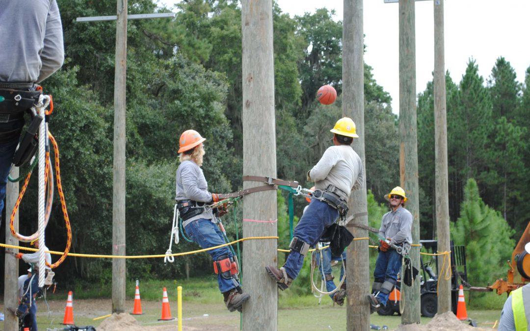 ULCS Lineman Apprenticeship Training Class