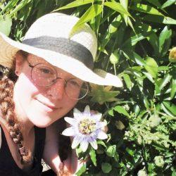 Herbalist Tania Oceana
