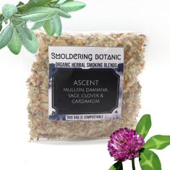 Ascent Herbal Smoking Blend
