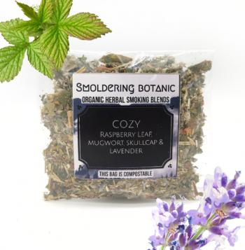 Cozy Herbal Smoking Blend