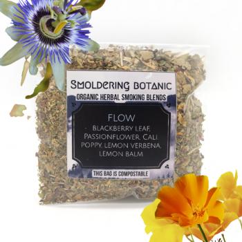 Flow Herbal Smoking Blend