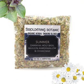 Summer Herbal Smoking Blend