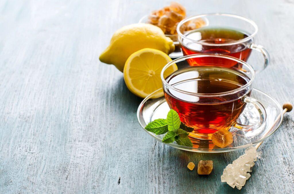 Loose Leaf Herbal Tea by Mossy Tonic