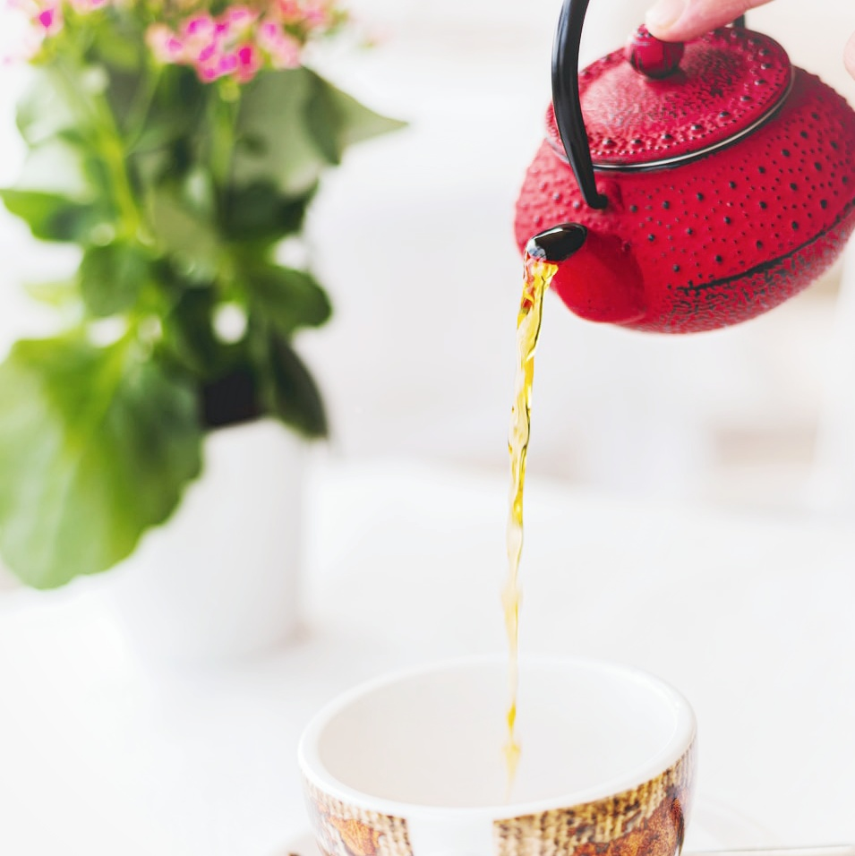 Loose Lead Herbal Tea by Mossy Tonic