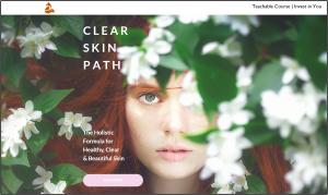 Clear Skin Path