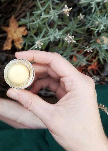 Autumn Solid Perfume open