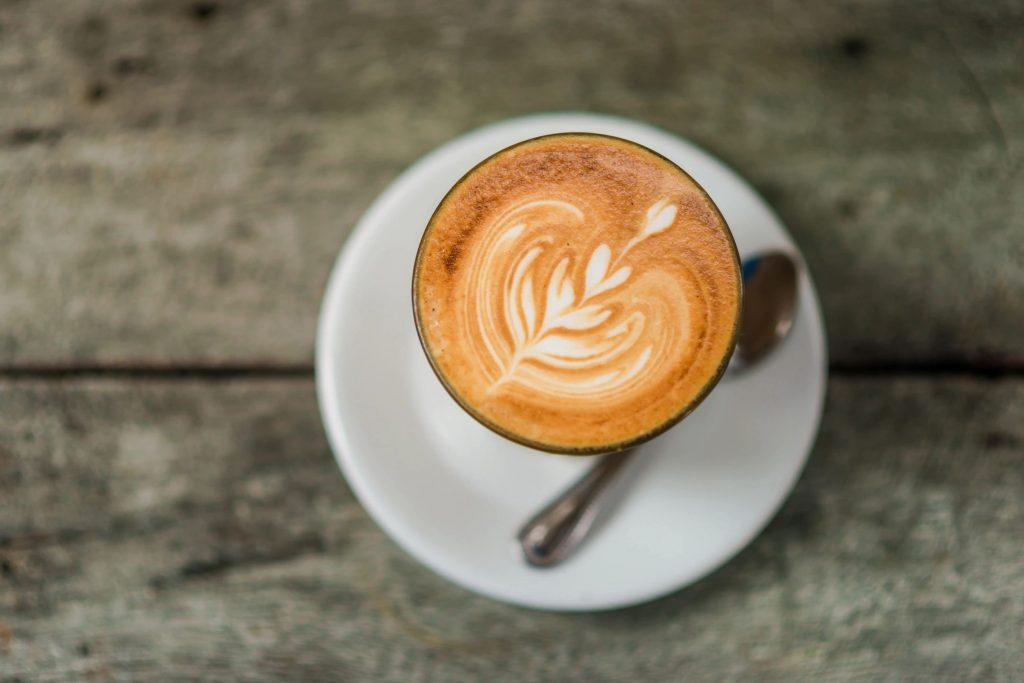 Chaga Coffee Recipe by Tania Oceana