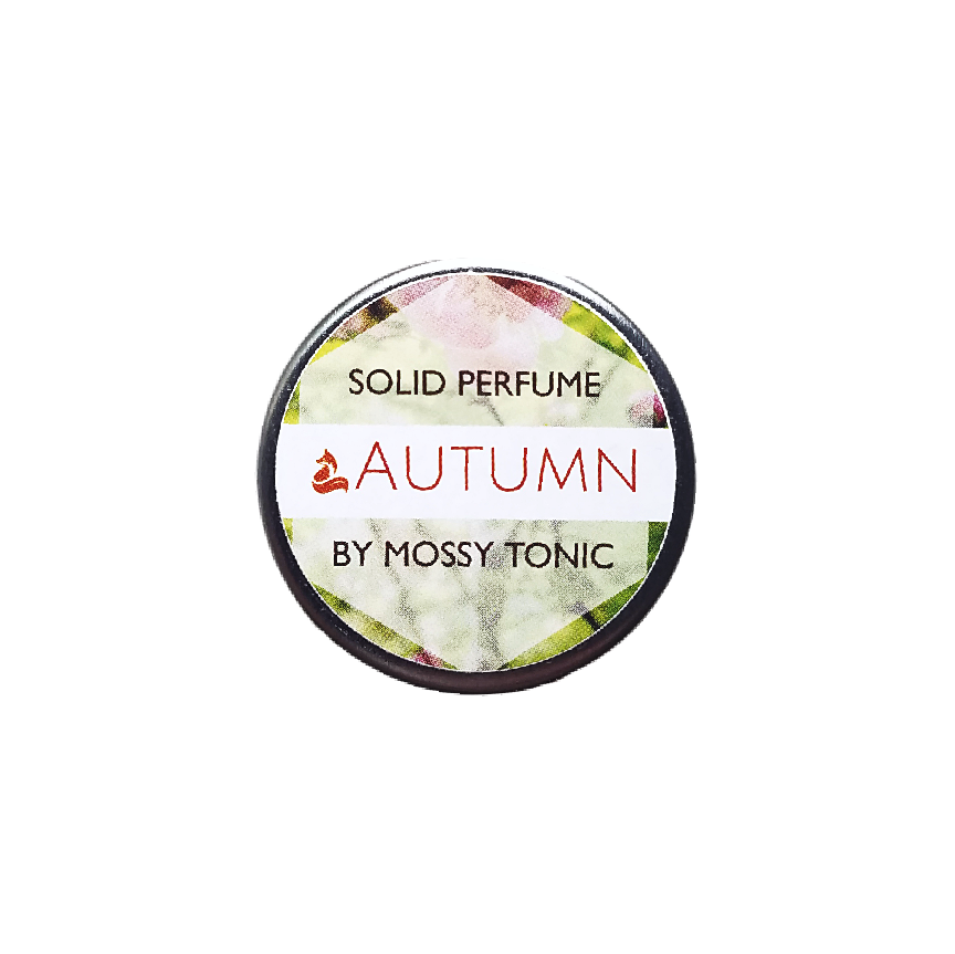 Autumn Solid Perfume by Mossy Tonic