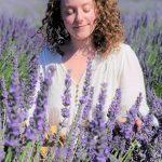 Tania in Lavender